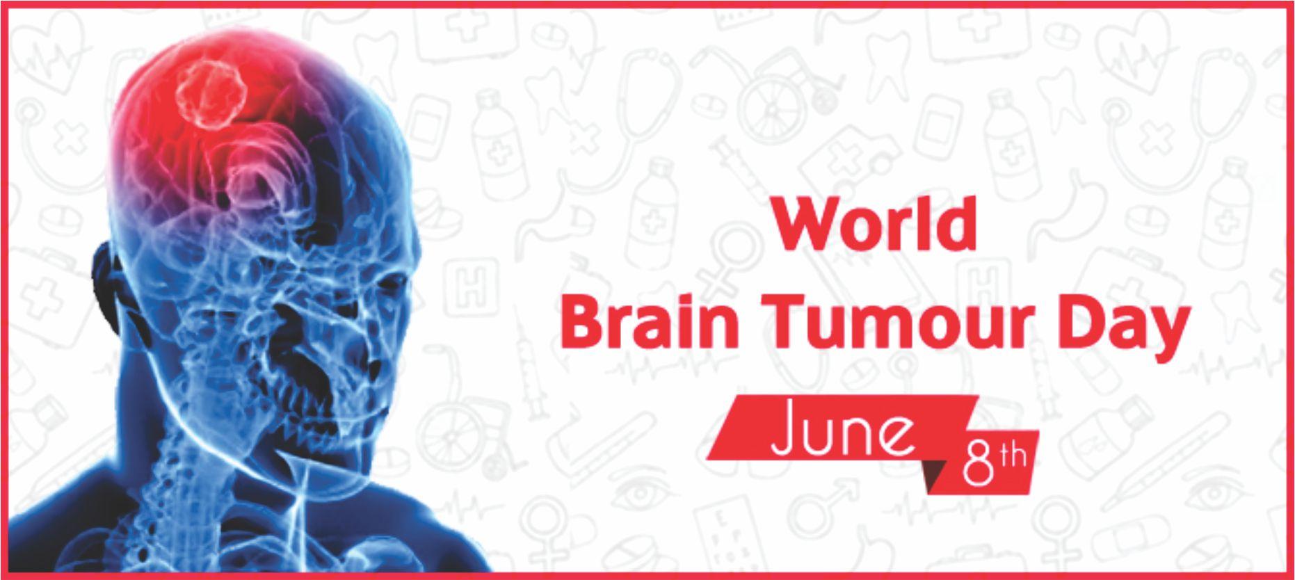 June 8th is World Brain Tumor Day