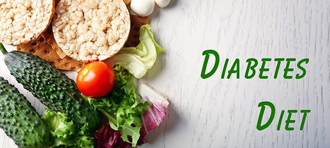 Diet Principles for Diabetics
