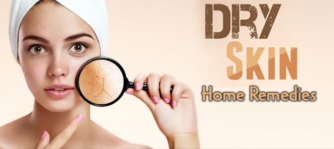 Dry Skin –Home Remedies