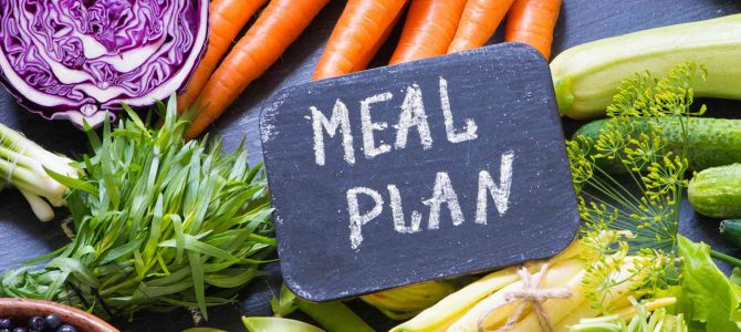 Balanced Sample Meal Plan-3 for Healthy Individuals