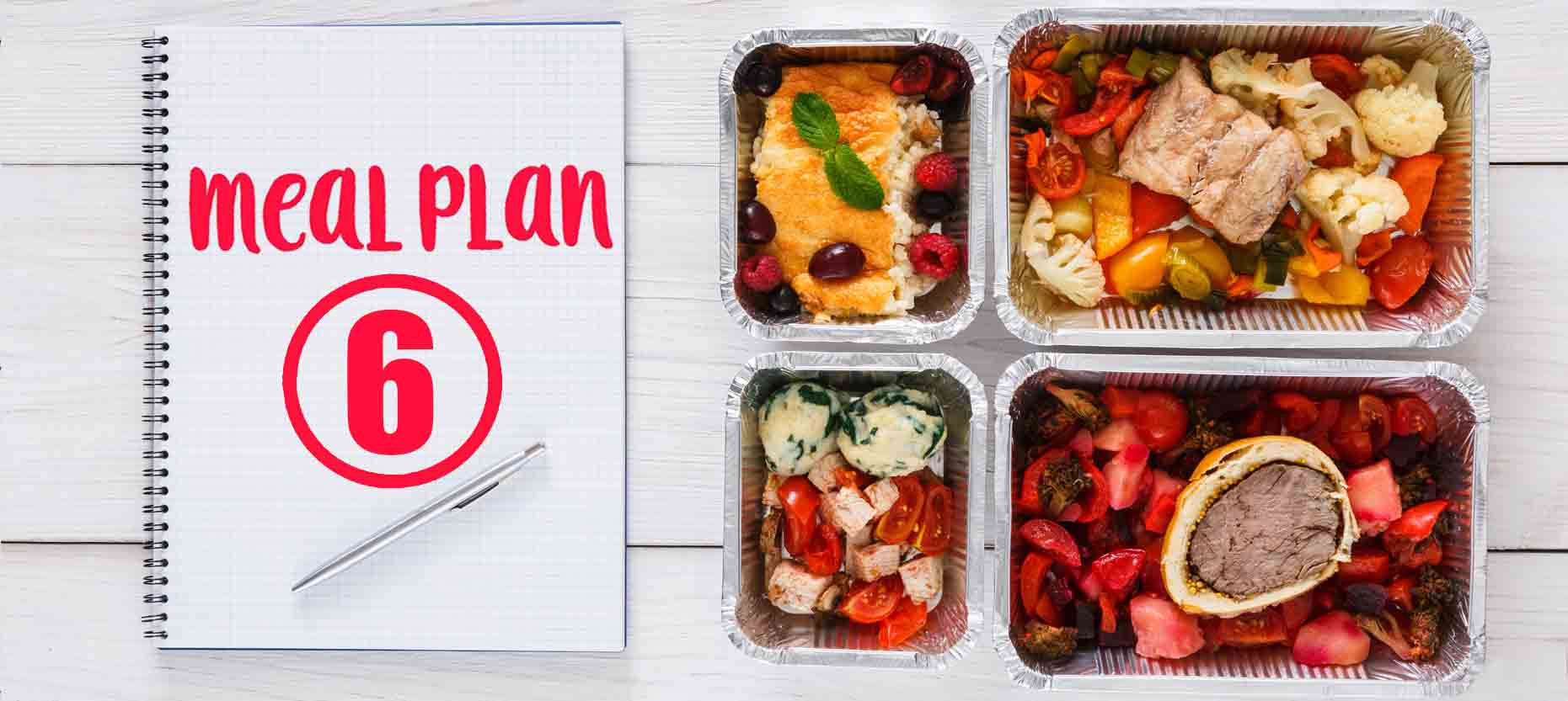 Balanced Sample Meal Plan-6 for Healthy Individuals