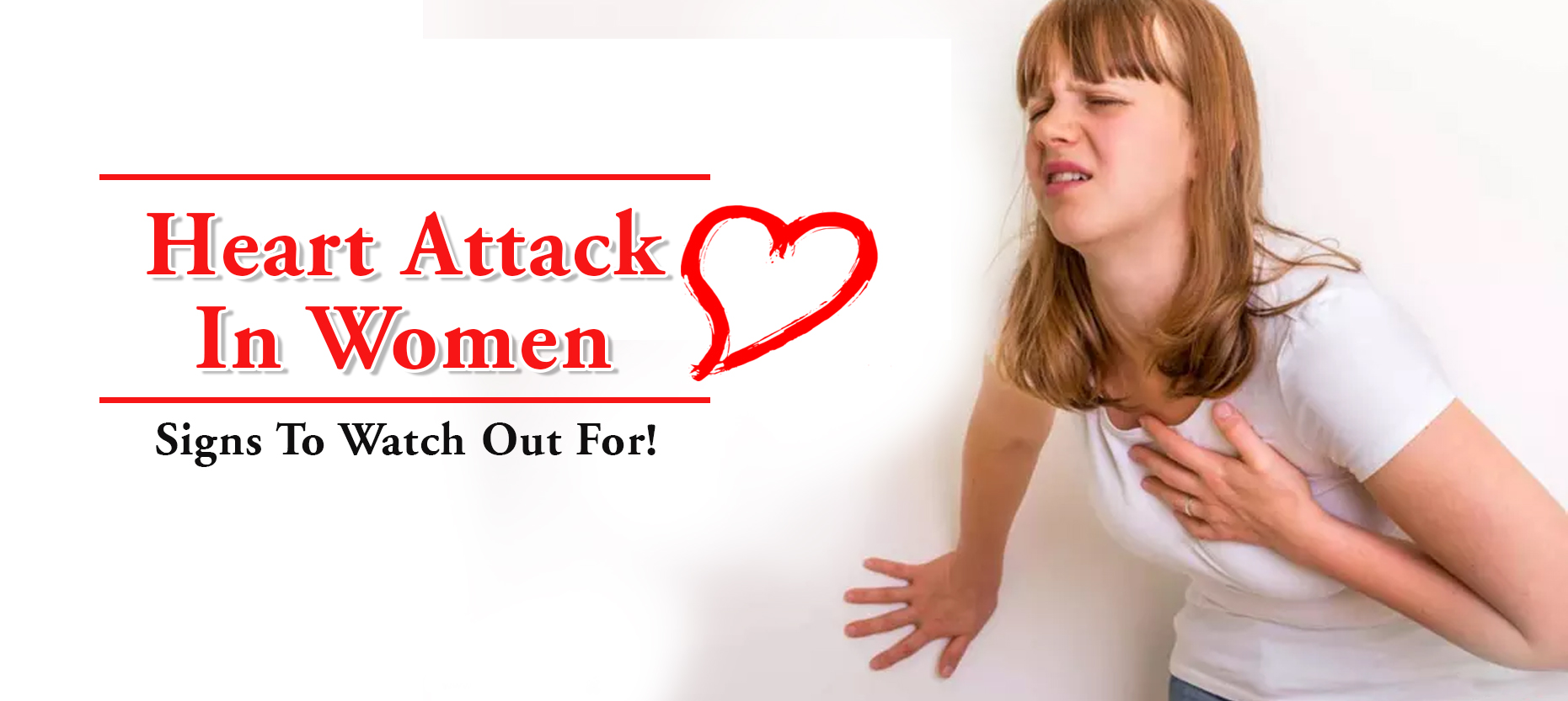8 Silent Signs of Heart Attack in Women: Every Second Counts