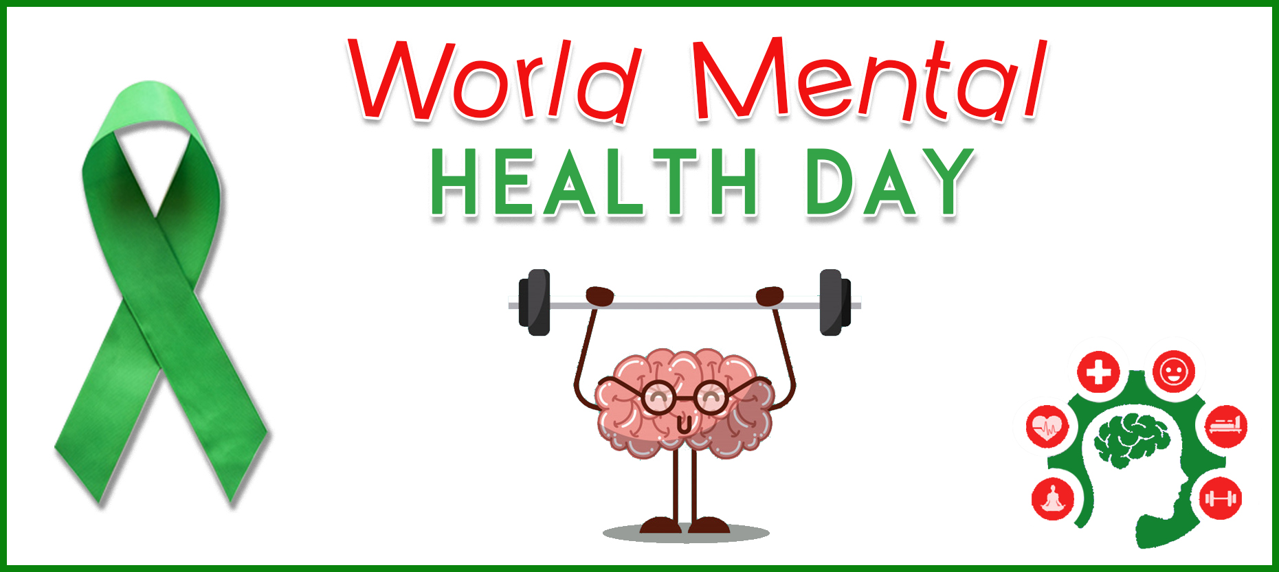 World Mental Health Day, A Celebration Everyday?