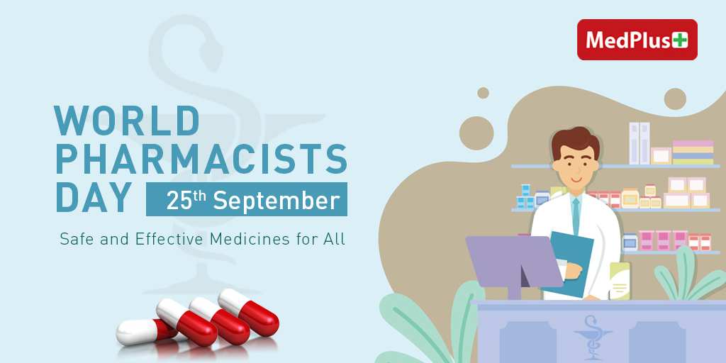 Happy World Pharmacist's Day