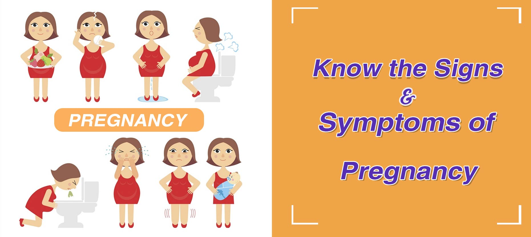 Pregnancy: Know the Signs & Symptoms