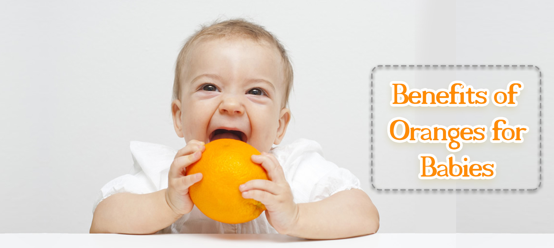 Benefits of Oranges for Babies