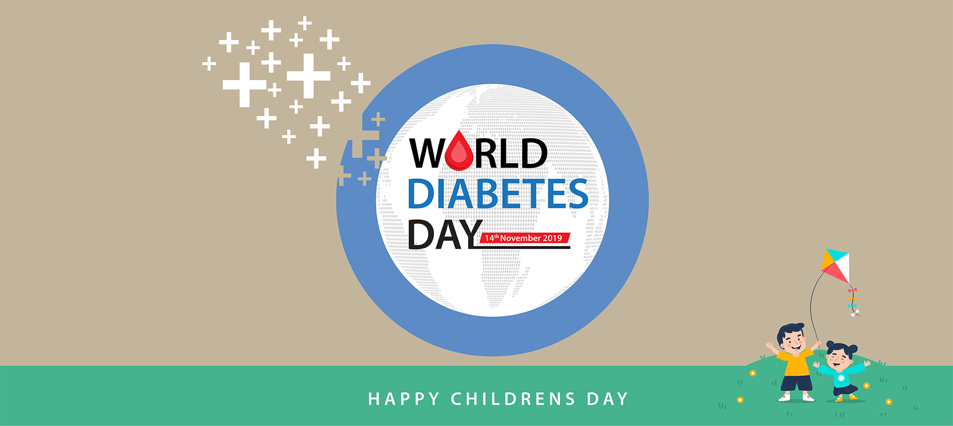 World Diabetes Day – Protect Your Family