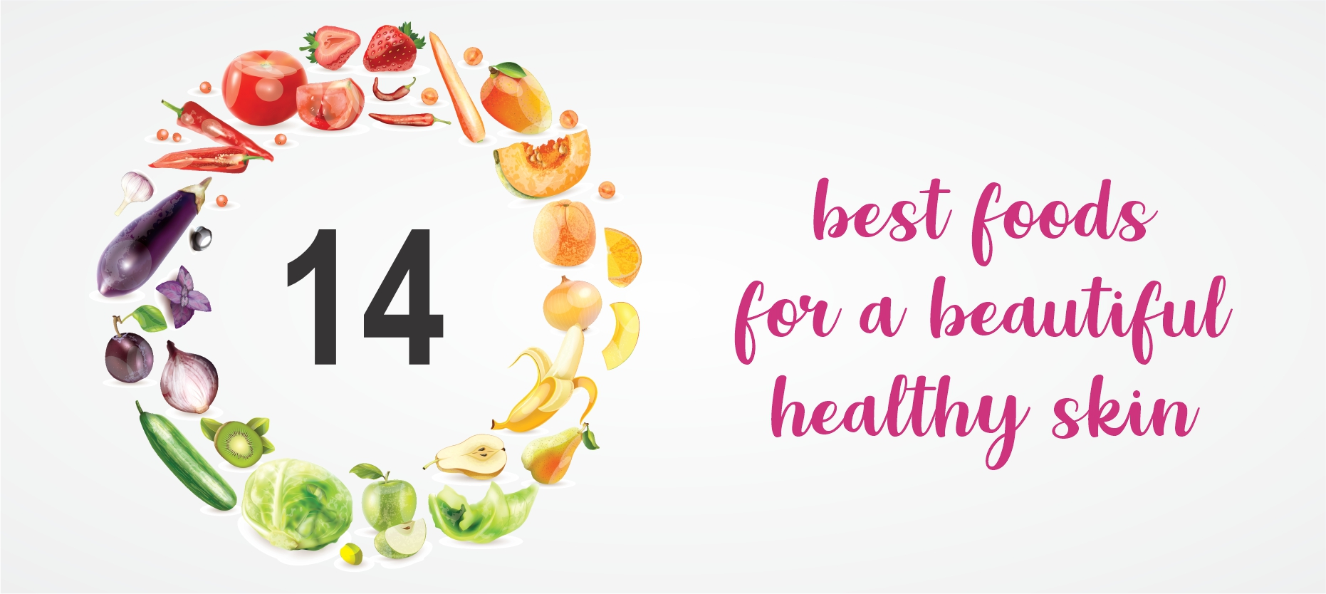 Top Foods to Eat for a Healthy, Beautiful Skin