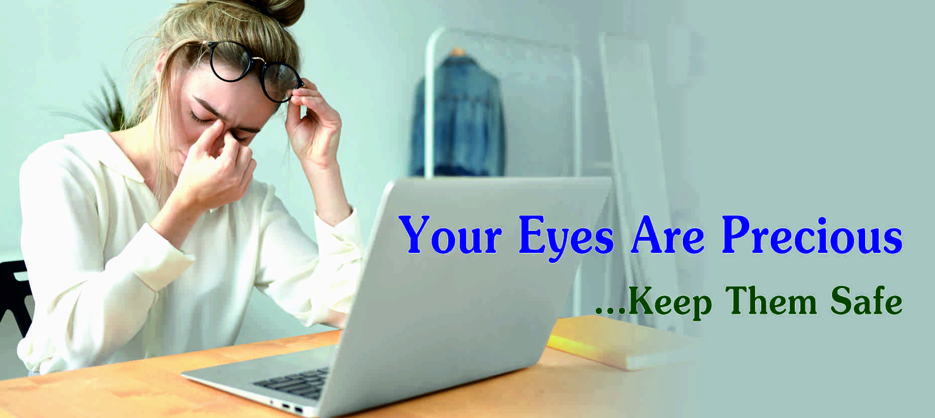 Computer Vision Syndrome: How To Protect Your Eyes from It