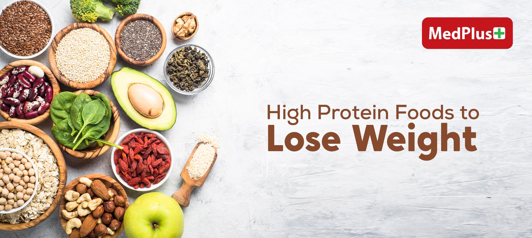 High Protein Foods to Lose Weight